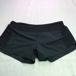 Lululemon Running Shorts. Black size: 12
